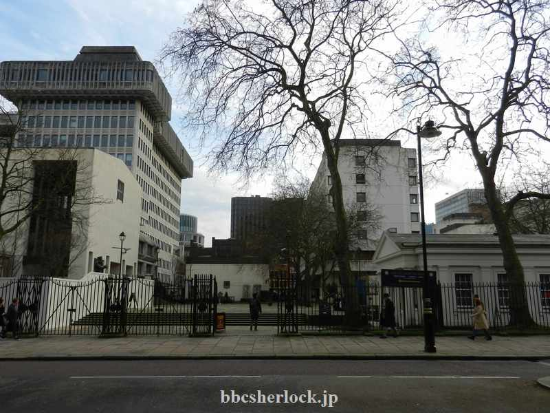 2014年1月:Wellington Barracks